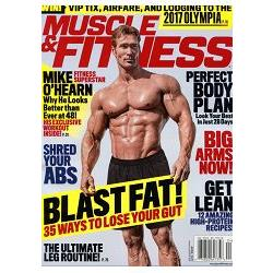MUSCLE & FITNESS (US) 4月號 2017