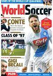 World Soccer 5月號 2017