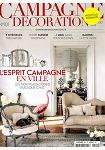 CAMPAGNE DECORATION 9月2016年