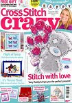 Cross stitch crazy 2月號2015年
