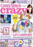 Cross stitch crazy 3月號2015年