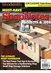 Woodsmith MUST-HAVE ShopNotes 夏季號 2017