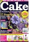 Cake Decoration & Sugarcraft 第222期 4月號2017