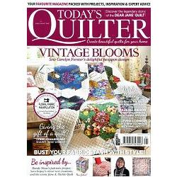TODAY`S QUILTER 第21期 2017