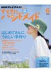 NHK 幸福手工藝 6月號2015附型紙