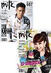 milk 11月2014第87期