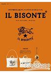 IL BISONTE 品牌MOOK2014年秋冬號附大型帆布兩用肩背包