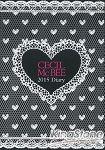 CECIL McBEE 名牌設計手帳 2015年版