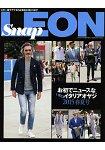 Snap LEON 2015年春夏號
