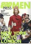 gap PRESS MEN Vol.47(2016-2017年春夏號)
