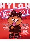NYLON JAPAN 3月號2017 特別版附CHOCO原創托特包