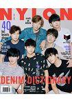 NYLON KOREA 201504