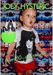 JOY HYSTERIC 童裝系列MOOK 2016-17年秋冬號附Joey Ramone 人像圖騰帆布親子托特包