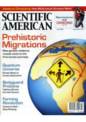 SCIENTIFIC AMERICAN(美國版)