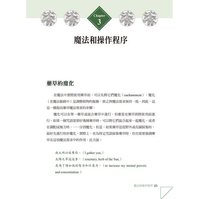 魔藥學+神聖幾何魔法藥草祈願球(暢銷套組)