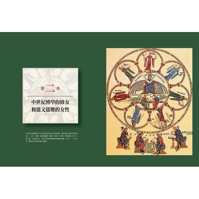 蒙塵繆斯的微光:從古代到啟蒙時代,在思想及科學發展中發光的博學女性