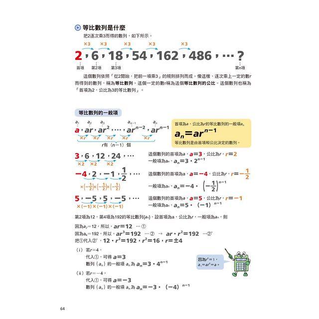 史上最強圖解數學