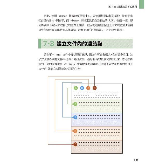 最新 HTML5+CSS3 網頁程式設計 第二版