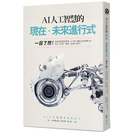 AI人工智慧的現在‧未來進行式