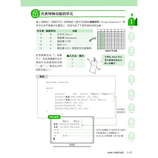 全民學程式設計:從插畫學 C 語言