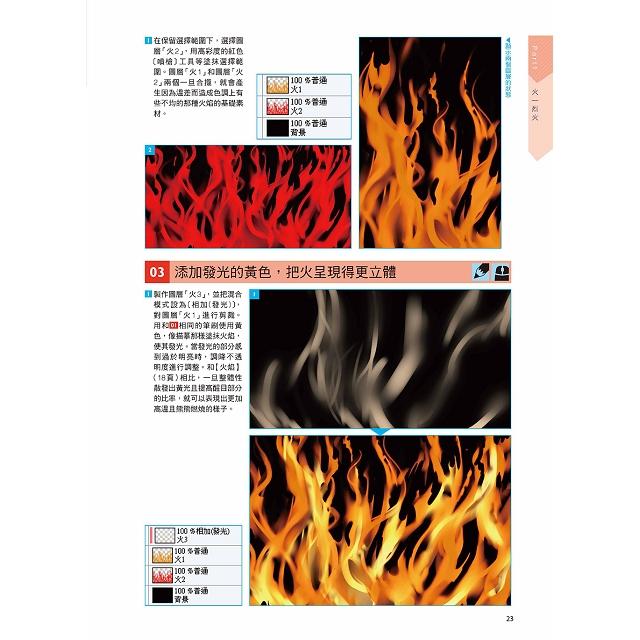 絕讚數位插畫繪製 2 :CLIP STUDIO PAINT PRO 50種特效和潤飾技巧大公開