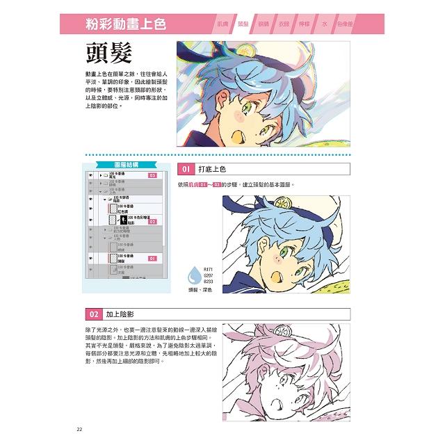 絕讚數位插畫繪製BOYS: CLIP STUDIO PAINT PRO 55種美麗的描繪技巧