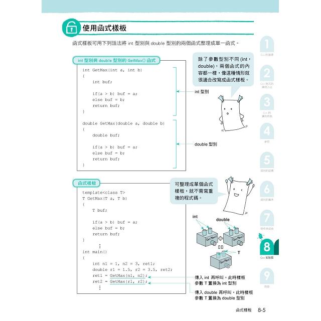 全民學程式設計:從插畫學 C++