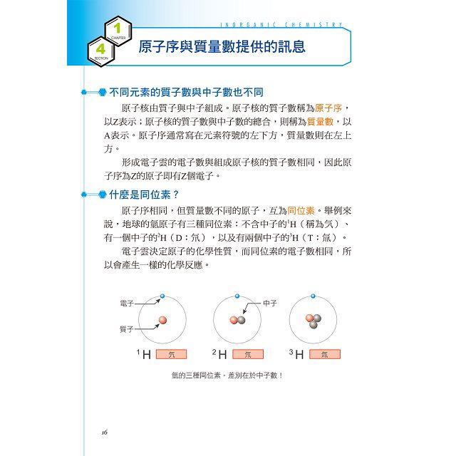 3小時讀通無機化學