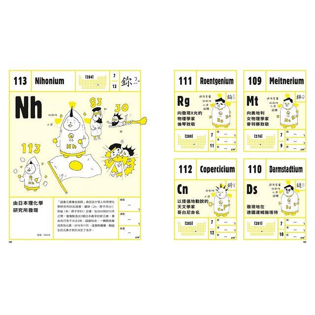 元素生活完全版:非典型118個化學元素圖鑑,徹底解構你的生活