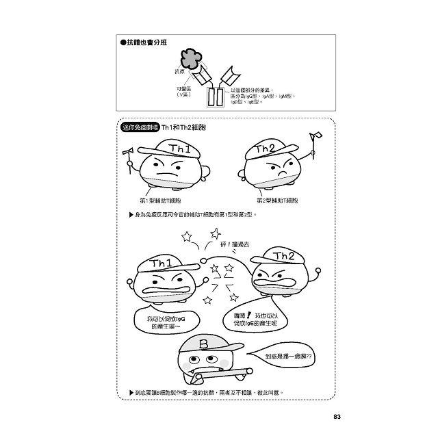 圖解免疫學:簡明易懂!你的第一本免疫學入門書