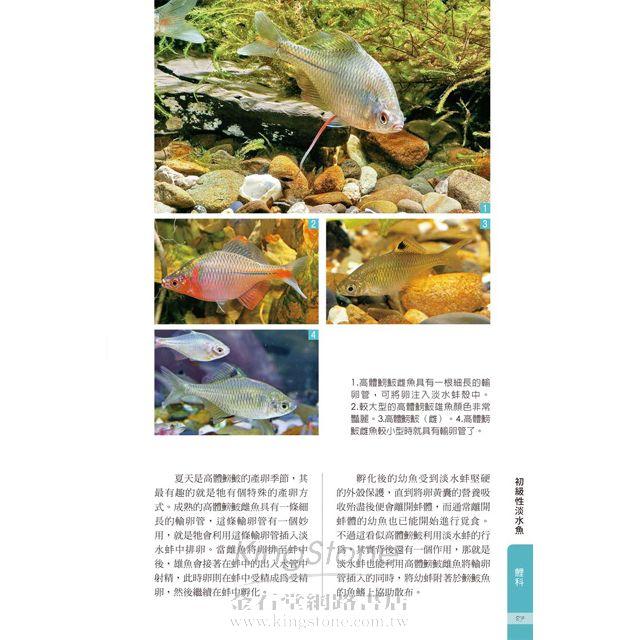 台灣淡水及河口魚圖鑑