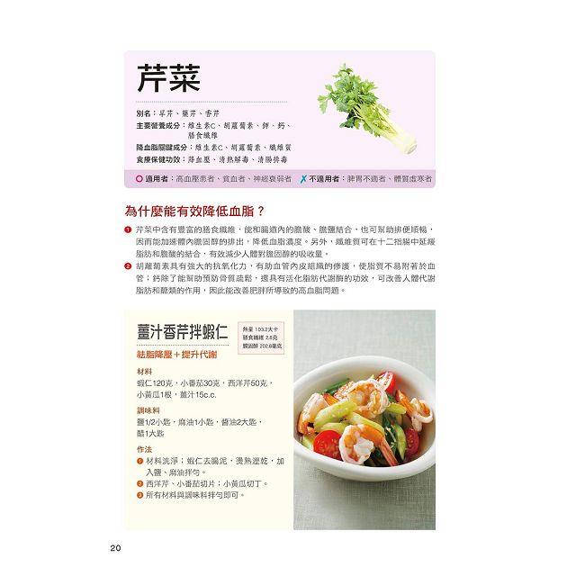 吃對食物降血脂-對症擇食(3)