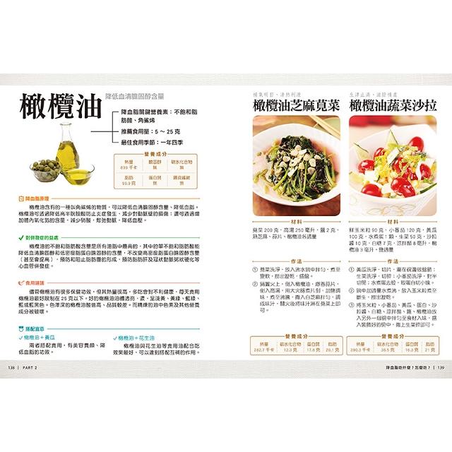 這樣吃降血脂、清血油:改善高血脂的飲食療法,遠離心血管疾病
