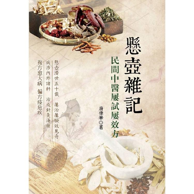 懸壺雜記:民間中醫屢試屢效方