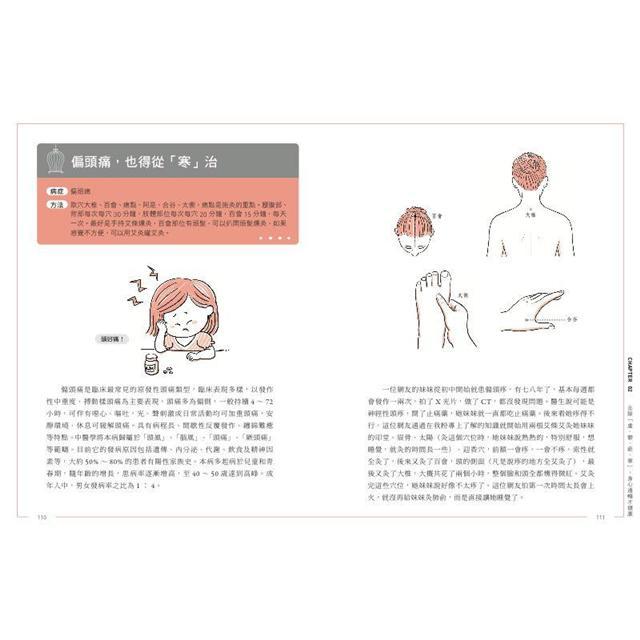 艾灸排寒:灸除「虛、鬱、瘀、寒」的女人私療法