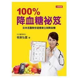 100%降血糖祕笈-健康誌(11)