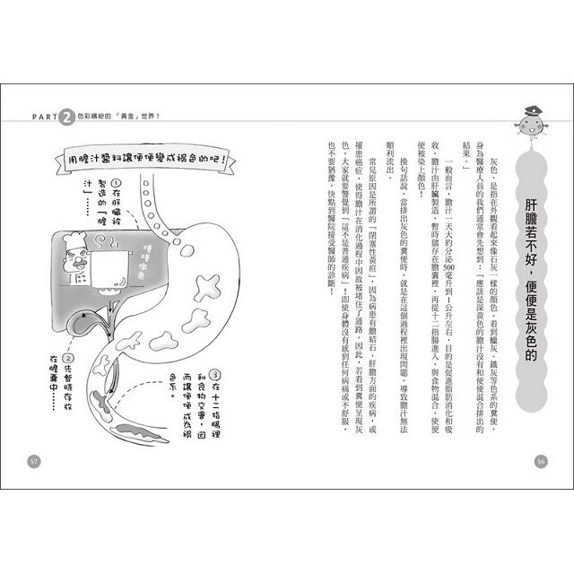 腸道不健康,便便先知道:日本超暢銷糞便科學圖文書, 1分鐘「讀屎」揪出隱藏病症!