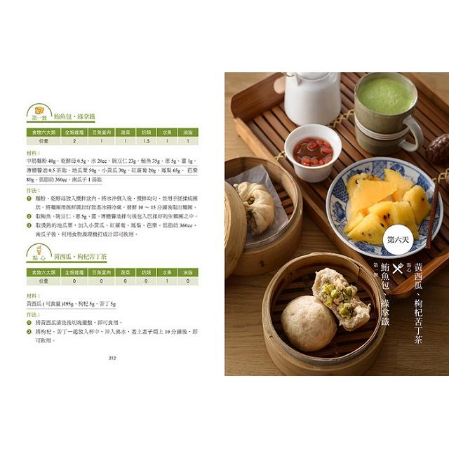 降血壓精確飲食: 6大類建議食材  11種必須營養素,7日穩定血壓值,吃出不失控的人生!