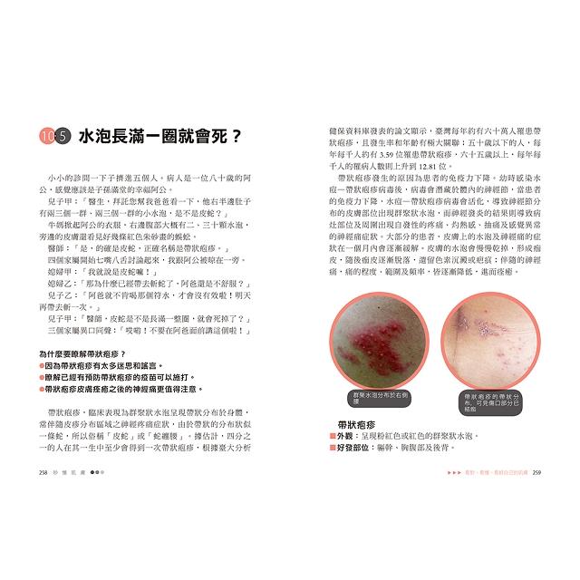 秒懂肌膚:王綺嫻醫師帶你看對、看懂、看好自己的皮膚