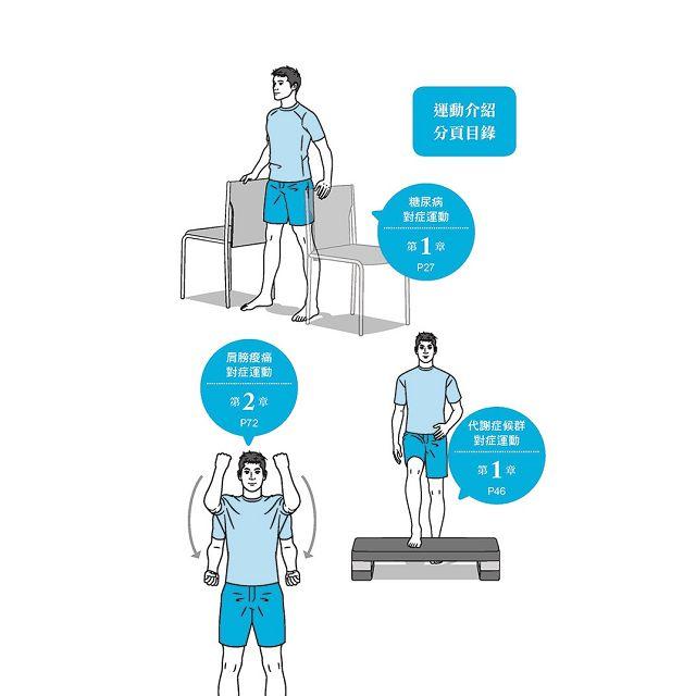 醫生說「請你運動!」時,最強對症運動指南