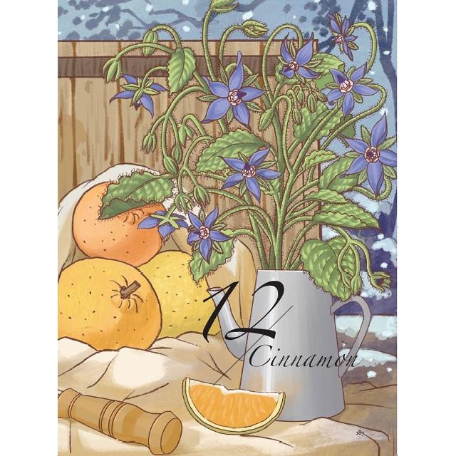 精油日常:跟隨季節變化的芳香療法使用課題