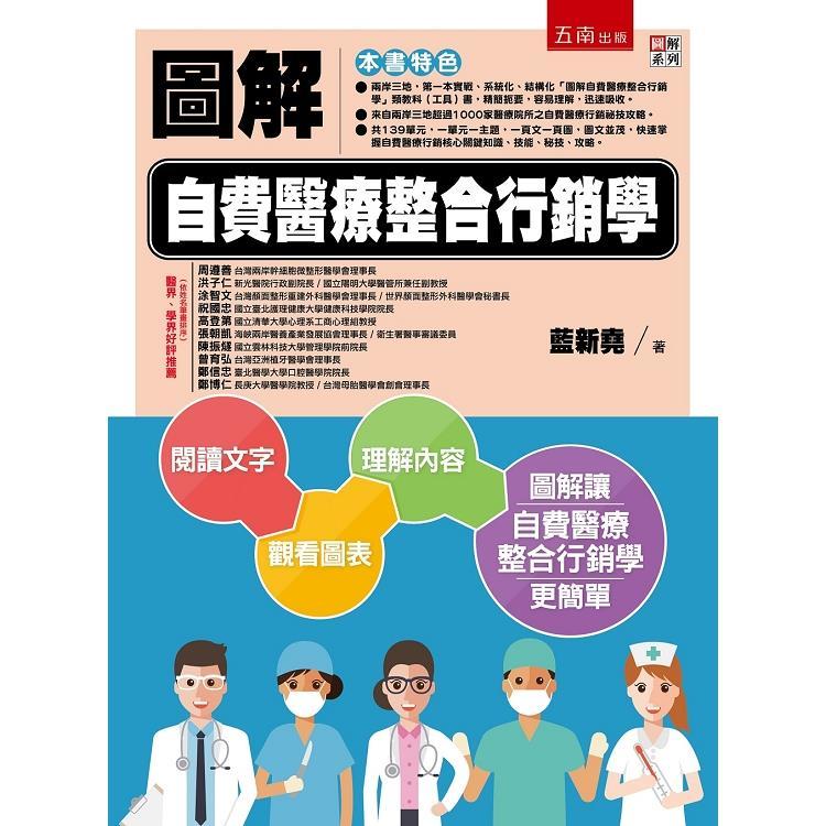 圖解自費醫療整合行銷學