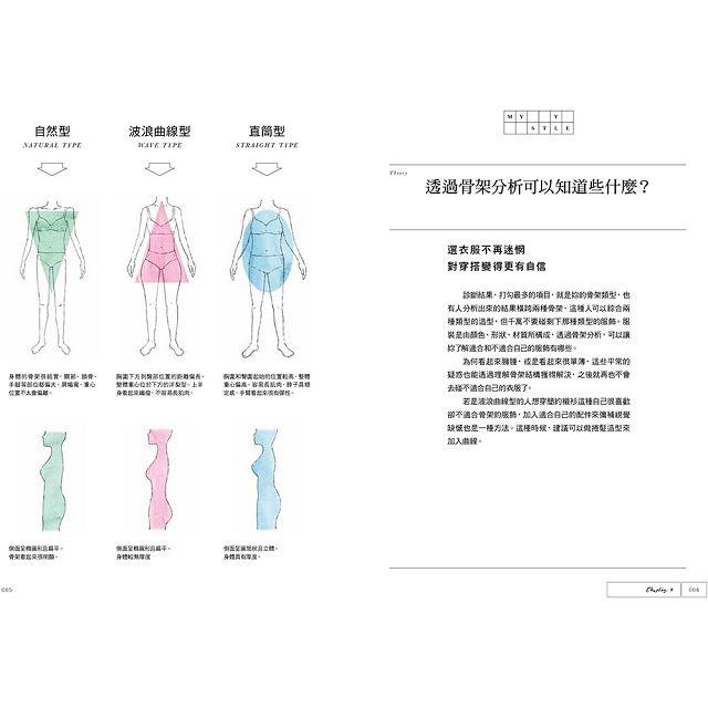 極簡時尚穿搭術:骨架分析&修飾x必備款與潮流款抉擇x配色配件講座,成熟魅力任你打造!