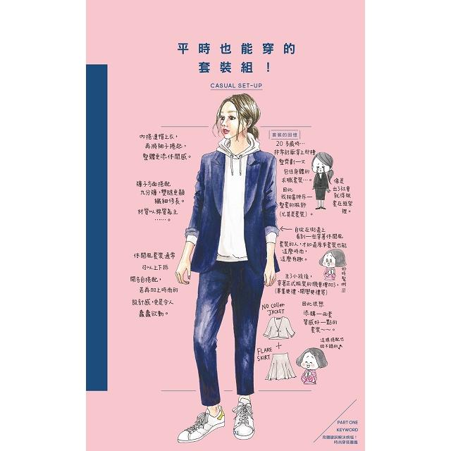 oookickooo時尚穿搭新提案:翻開書後再也不必為「時尚」煩惱
