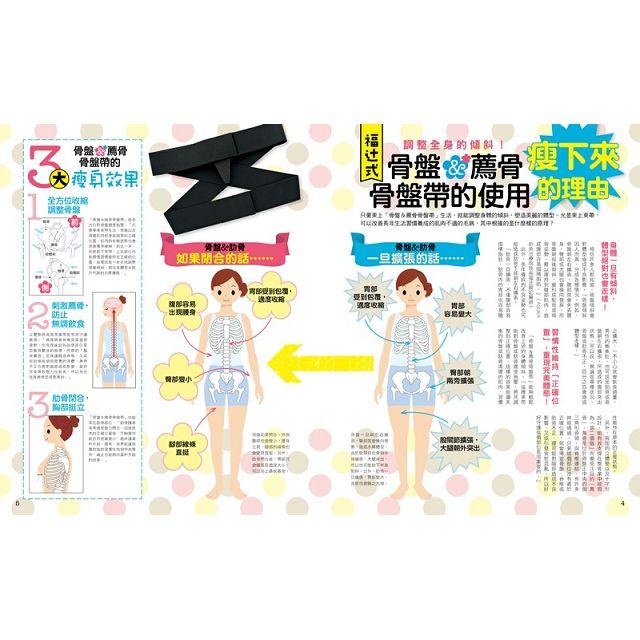 一穿就瘦!骨盤帶:骨盤枕再進化!日本原裝限量進口!史上最簡單!1天穿3小時,2週小腹減6公分