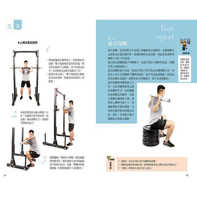 運動吧,全人類!BOSS健身一次到位的訓練指南