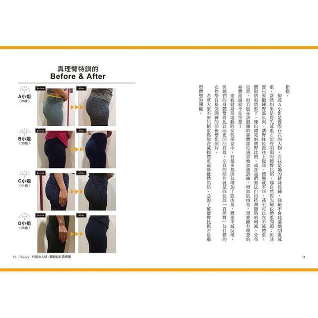 超HOT真理臀套組:一天2動作,30天練成【內含真理臀彈力帶一組2入+30段親身示範QRcode+30天隨行紀錄卡】