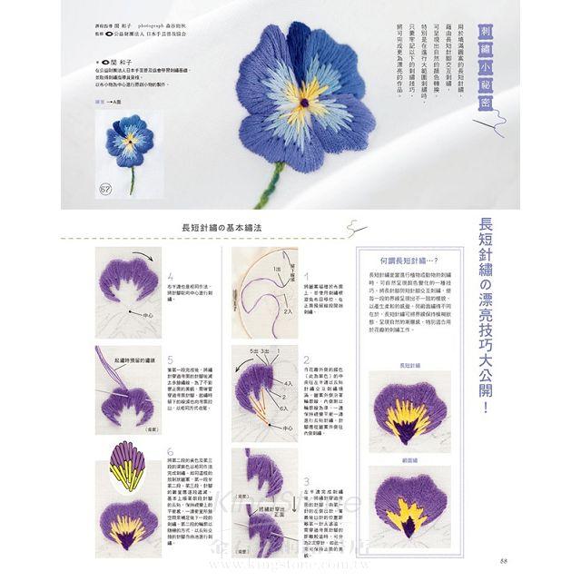 Stitch刺繡誌06:繫上好運的春日手作禮