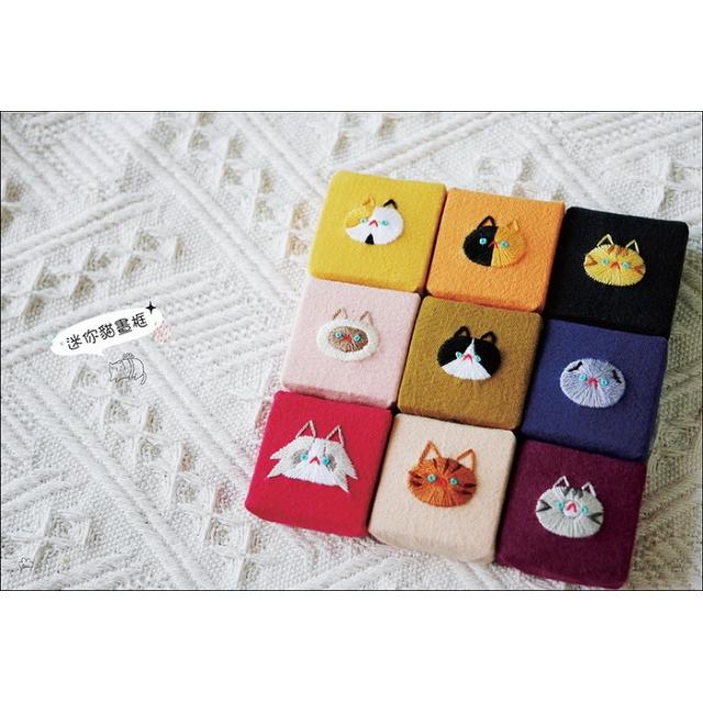 MEOW!可愛貓咪刺繡日常:第一本喵星人主題刺繡書,教你18種好用繡法,還有29款實用質感小物!