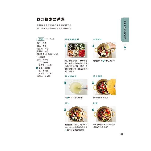減醣湯料理